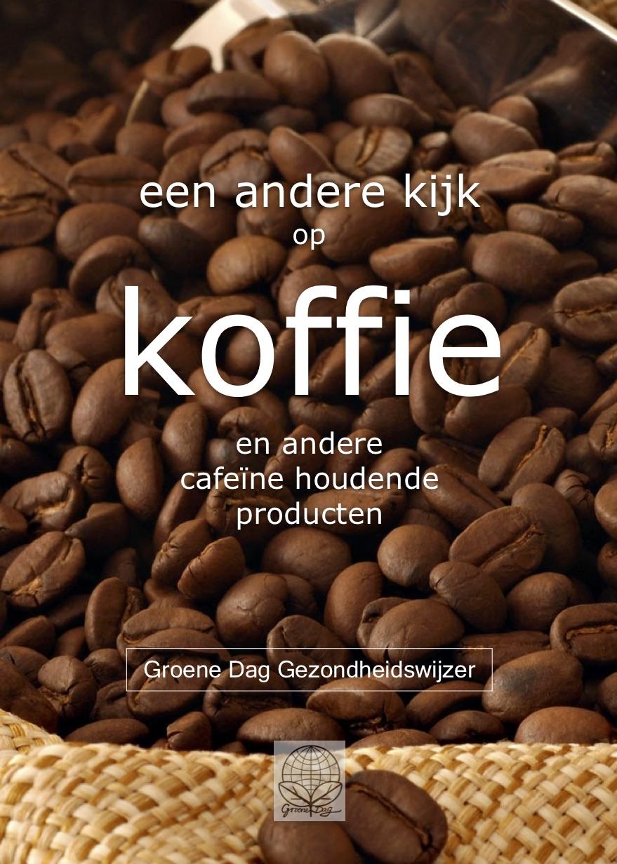 Koffie kaft