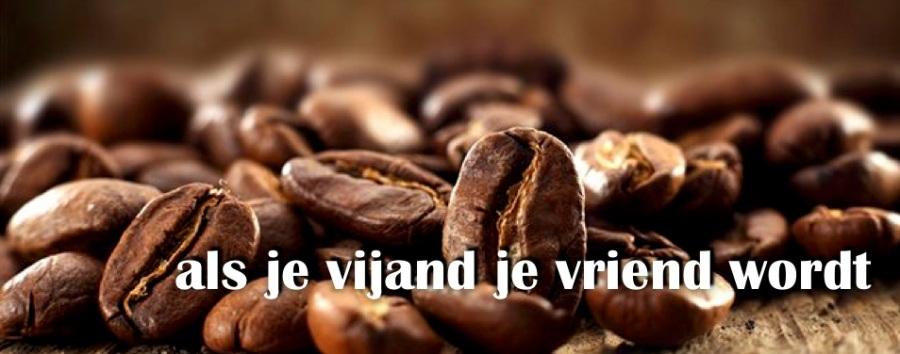 koffie vijand
