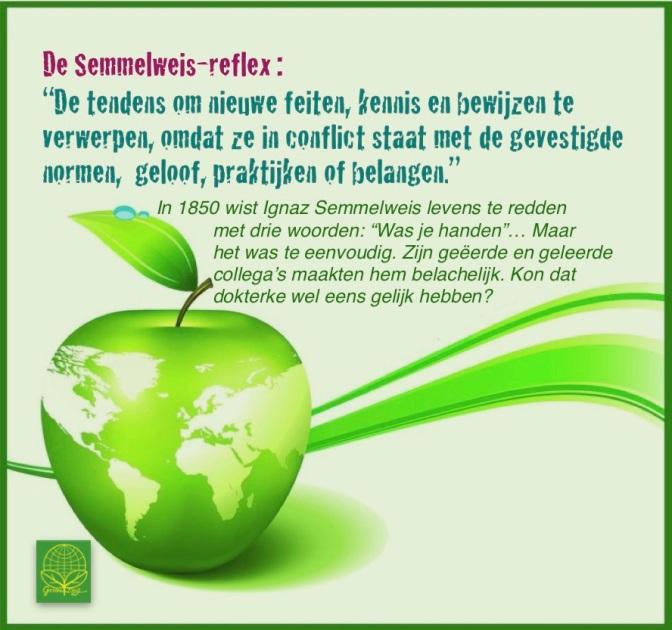 Semmelweis reflex