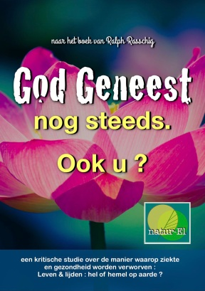 God Geneest kaft