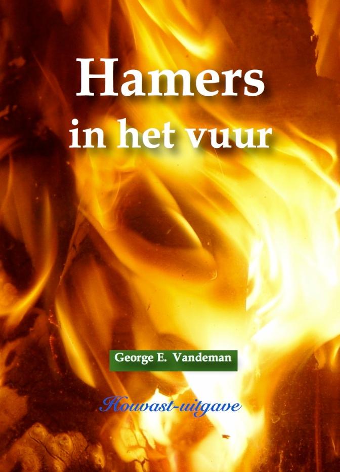 Hamers vuur kaft